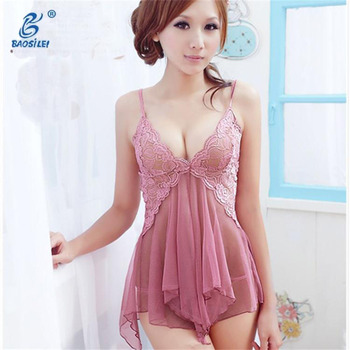 d35118e88 Baby Doll Women Girls Night Dress Lingerie Sxi Girls Babydoll - Buy ...