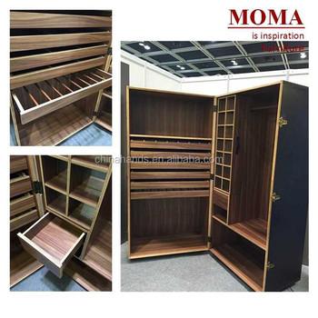 Ma029r Moma Furniture Latest Wooden Bedroom Dressing Wardrobe ...