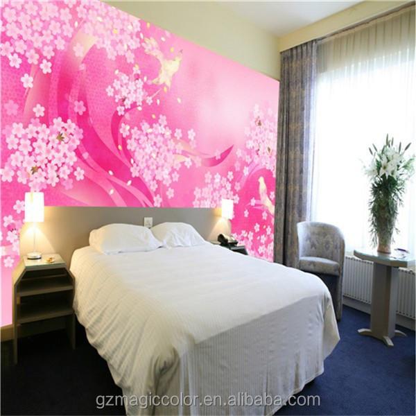 Decorative Flower Cheap Glitter Wallpaper For Bedroom Decor - Buy Cheap  Glitter Wallpaper,Decorative Flower Cheap Glitter Wallpaper,Cheap Glitter  ...