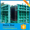 Concrete Box Culverts, Manufacturing of Rectangular Products