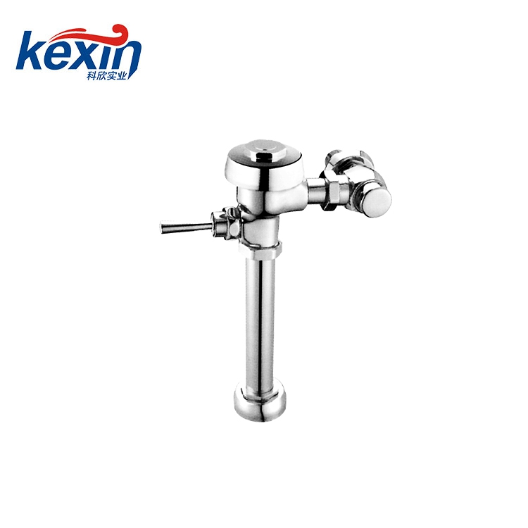 Wholesale Cheap Price Brass Wall Mount Toilet Flush Valve