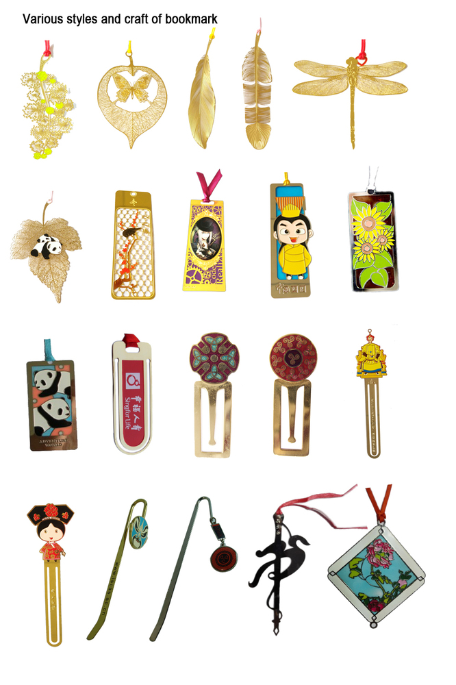 cartoon cute design bookmark/high end bookmark/bookmark lovely