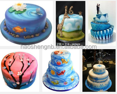 How to use a airbrush for cake decorating