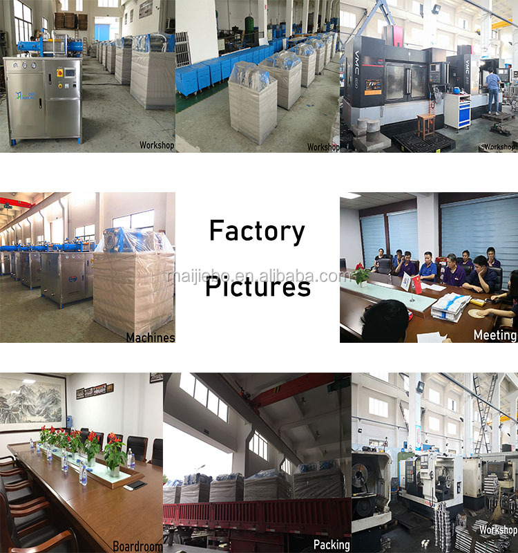 3~19 mm  Dimension Double-Head Dry Ice Pelletizer /Dry Ice Making /Tube Ice Machine With Vertical Design