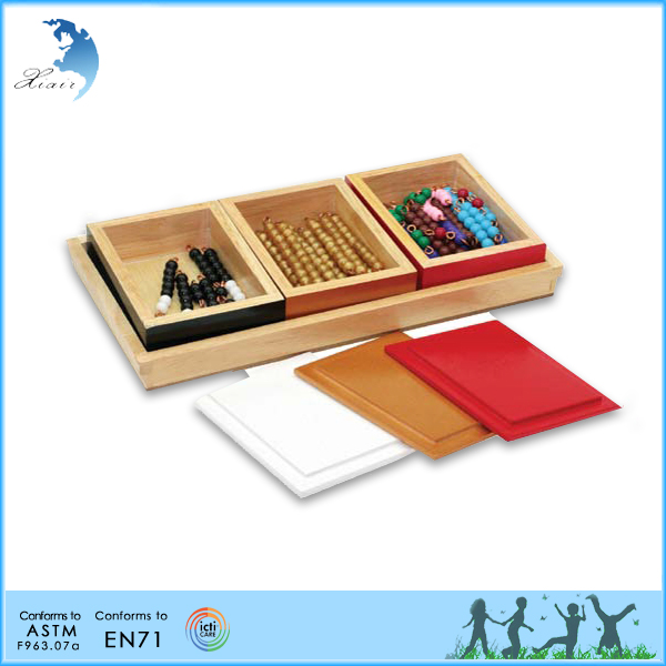 Early Learning Ager Kindergarten Maple Furniture Montessori ...