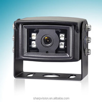Waterproof IR car rearview camera