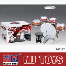Mini jazz drum set kinder musikinstrument <span class=keywords><strong>spielzeug</strong></span>