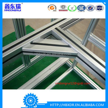 Industrial 40x40 Aluminum Extrusion T Slot For Manual Assembly Lines - Buy  40x40 Aluminium Profile,40x40 Mm Aluminium Profile,T Slot Aluminium Profile