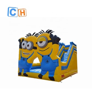 Minion indoor inflatable bouncer,inflatable bouncy castle,big lots bounce house