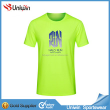 Latest new model running shirts sportswear
