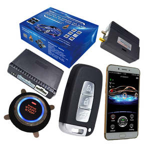 start stop button remote starter car alarm for car