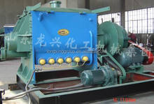 screw extruding kneading machine