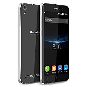 Generic Blackview Omega Pro 16GB, Network: 4G, 5.0 inch Android 5.1 MTK6753 Octa Core 1.5GHz, RAM: 3GB(Black)