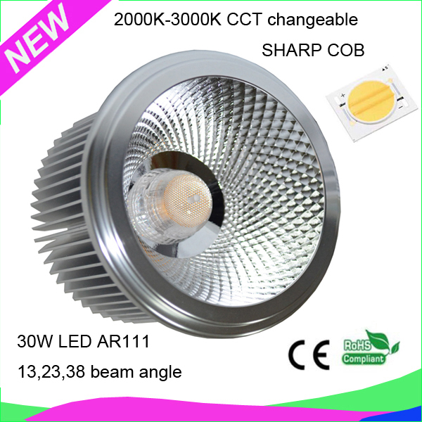2015 New Cri 90 Cct Dimmable Ar111 Led Light With Trade Assurance ...