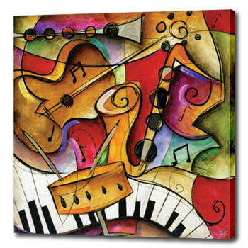 Modern Canvas Abstract Oil Painting Music For Sale Buy Abstract Oil Painting Abstract Oil Painting Abstract Oil Painting Product On Alibaba Com