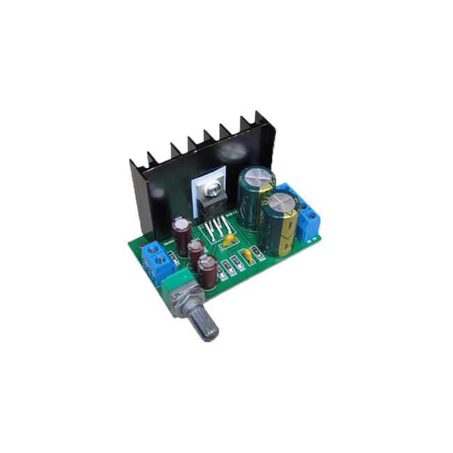 Mono 30w Audio Amplifier Module Amplifier Circuit Board Kit Digital 12v  Stereo Amplifier Board Tda2050 - Buy Digital Audio Amplifier  Board,Amplifier