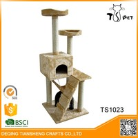 Factory Wholesale Pet Product Luxury Cat Furniture
