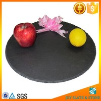 Natural slate plate cheese trays cheese and cracker platter