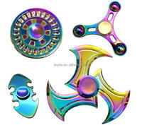 Hand Spinner,factory price in stock Dirt Resistant Fidget Spinner Toy, Fingertip Gyro Anti Stress Toys for Kids & Adults