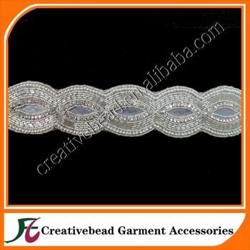 Rhinestone Pearl Applique Wedding Dress Belt Crystal Bridal Sash Pearl Belt Diy Wedding Supplies Buy Wedding Suppliespearl Beltrhinestone Pearl