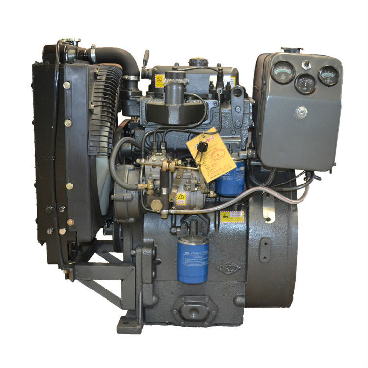 ZH2105D 2 Cylinder Small Diesel Engine