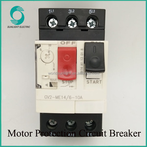 GV2-ME14 GV 6-10A Electrical Manual Starter MPCB Motor Protection Circuit Breaker