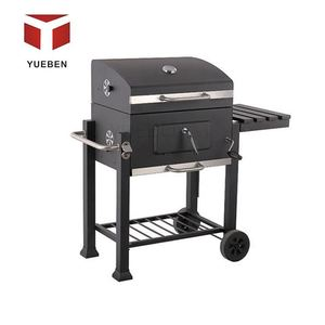 stronger durable stainless steel cast iron bbq grill