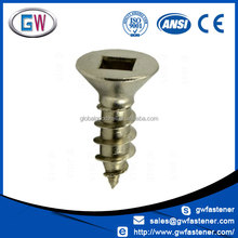 14g 12g 10g 8g 6g csk head self tapping screw