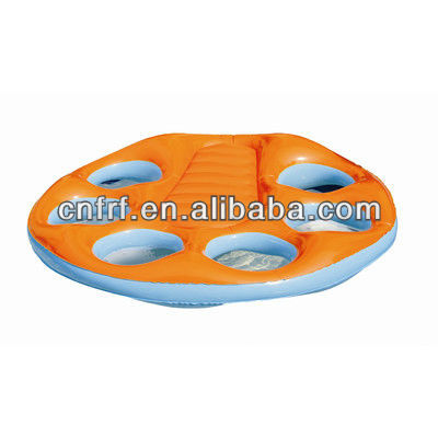 Group Party Island Inflatable Raft
