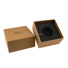 Wholesale watch packaging box recycled cardboard paper watch box