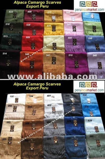 ahorrar e3bcd 4294d Alpaca Camargo Bufandas Perú Inca Del Mercado - Buy De Alpaca  Camargo,Bufandas Product on Alibaba.com