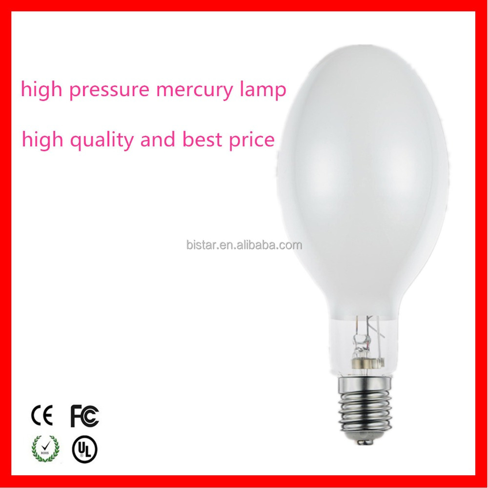 Hpm 400w High Pressure Mercury Lamp