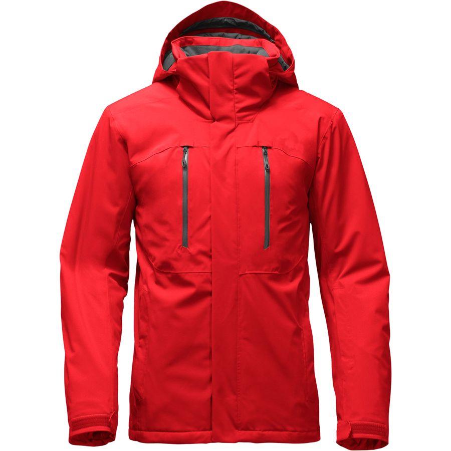 高品質メンズ防水耐久性のあるアノラックスキージャケット