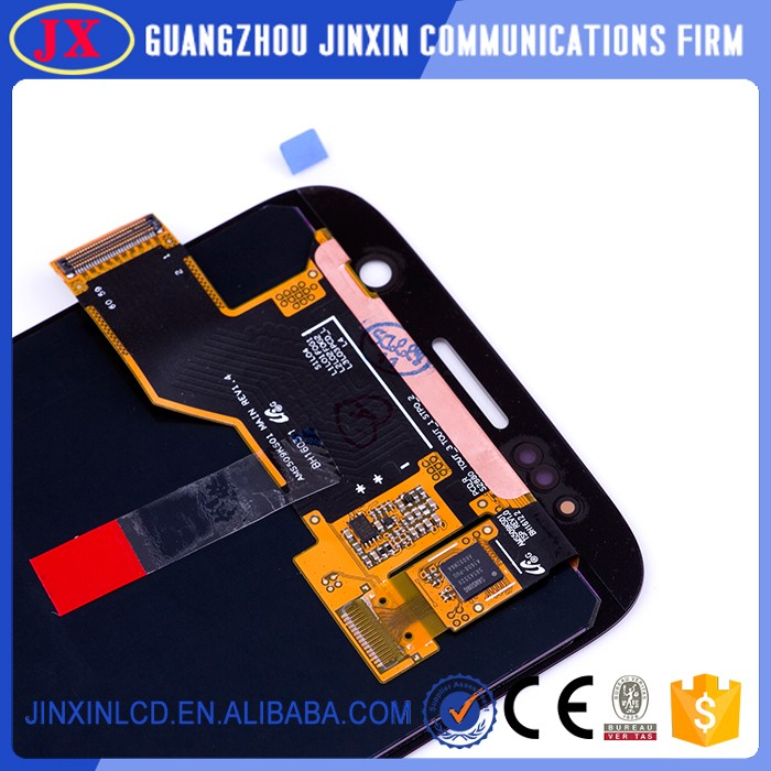 Mobile Phone Original LCD For Samsung Galaxy S7 LCD Touch Screen Digitizer Assembly
