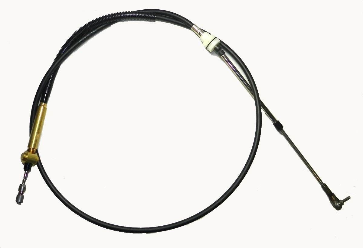 Yamaha Steering Cable Model FZS, 1800cc, 2011-2015 WSM 002-051-13 OEM#F2C-61481-10-00