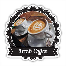 <span class=keywords><strong>Fresco</strong></span> Caffè Catering Sticker, Smontabile Static <span class=keywords><strong>Cling</strong></span> Restaurant Cafe Decalcomania Della Finestra