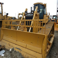 Used cat bulldozer D6H crawler bulldozer low price D6H/D6M