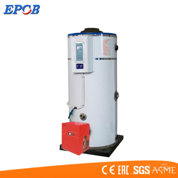 Fire Tube Oil And Gas Hot Water Boiler For Hotel Central Heating Or ...
