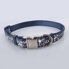 high quality guaranteed colorful sport dog shock collar with metal breakaway buckle