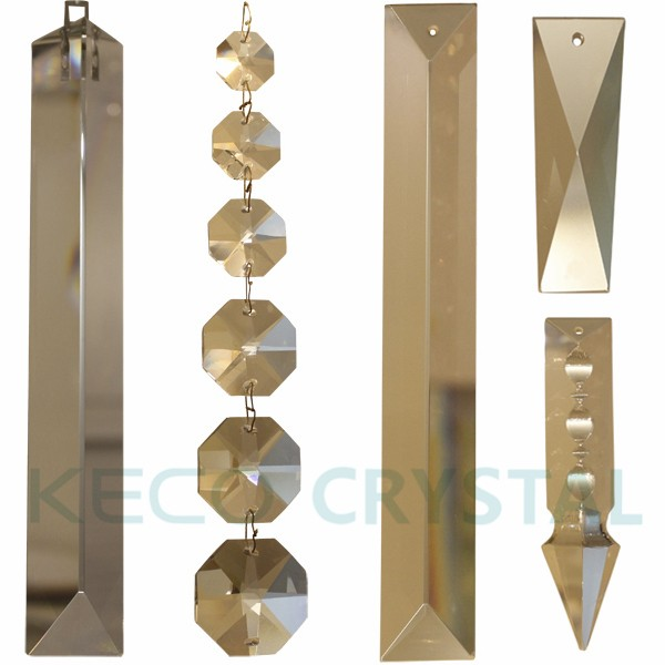 Brass bow tie hooks for crystal chandelier parts and octagon brass bow tie hooks for crystal chandelier parts and octagon crystal bead keco crystal provide mozeypictures Image collections