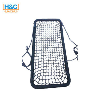 Play Platoon Spider Web Tree Swing Or With Open Center Rectangle