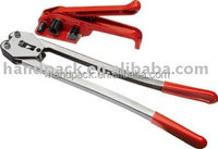 Manual strapping tools SD330 hand tensioner and sealer