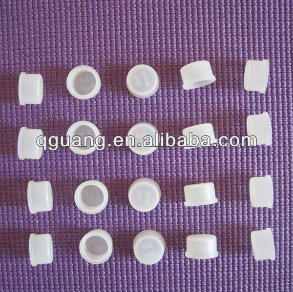 18mm diameter Silicone rubber end caps