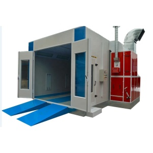CE Bluesky baking cabin/small paint spray booth/baking oven for cars