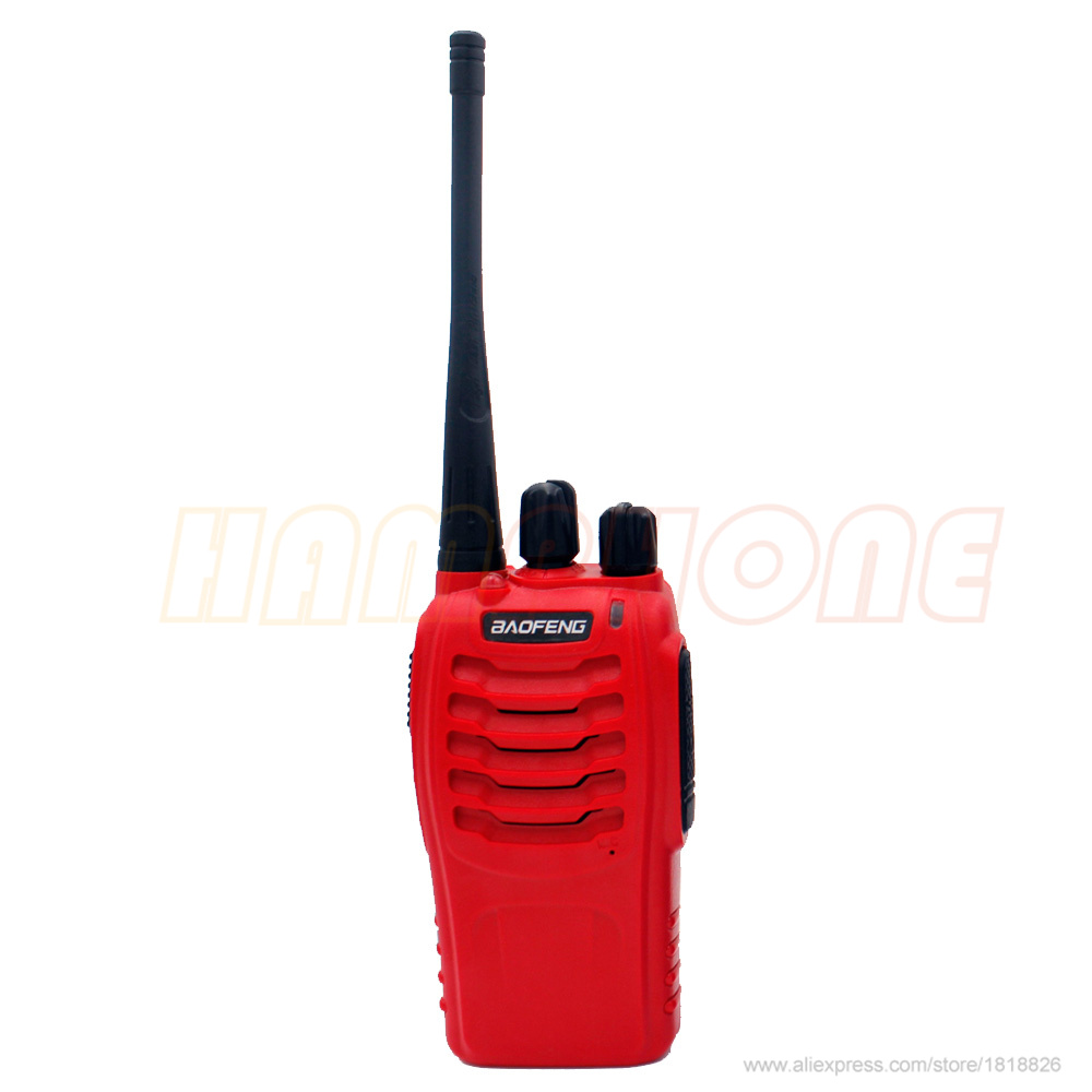 long-range radio communicator BAOFENG BF-888S UHF 400-470Mhz two way radio