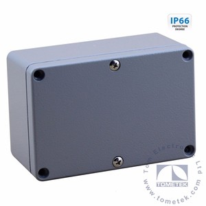 IP66 waterproof electrical aluminum die cast junction box enclosure