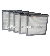 Hot selling fan powered hepa filters for workshop