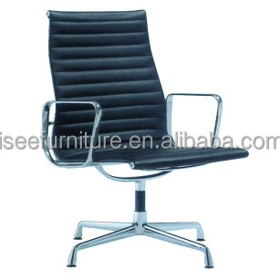 Marvelous Famous Designer Chair Office Modern Revolving Leather Chair On Sale IH587