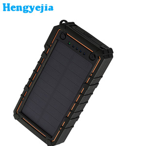 Online Shop China Usb Solar Charger Power Bank Customize Solar Power Bank For Mobile Phone