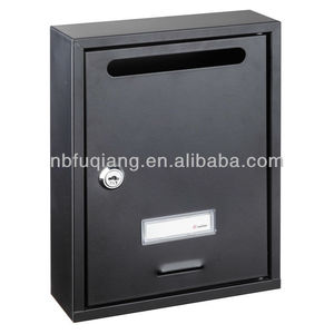 FQ-175 Small size wall mounted apartment metal mailbox for sale